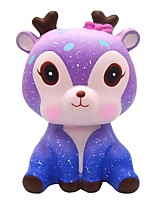 cheap -Slow Rising Squishy Kawaii Galaxy Star Deer Cream Scented Toys Stress Relief Toy, Decorative Props Large