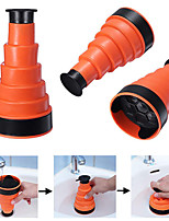 cheap -Cleaning Tools Creative / New Design / Multifunction Modern Contemporary Silicone / Plastic Bathroom Decoration