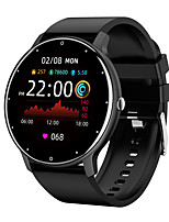 cheap -ZL02 Unisex Smartwatch Bluetooth Heart Rate Monitor Blood Pressure Measurement Sports Calories Burned Long Standby Pedometer Call Reminder Activity Tracker Sedentary Reminder Find My Device