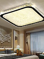 cheap -40 cm Lantern Desgin Flush Mount Lights Metal Electroplated LED 110-120V 220-240V