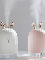 cheap -High Quality 220ML Ultrasonic Air Humidifier Aroma Essential Oil Diffuser for Home Car USB Fogger Mist Maker with LED Night Lamp