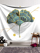 cheap -Wall Tapestry Art Decor Blanket Curtain Hanging Home Bedroom Living Room Decoration Polyester Ginkgo Biloba