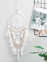 cheap -Handmade Dream Catcher Wind Chimes Home Hanging Craft Gift Dreamcatcher Ornament Car Hanging Bedroom Decoration atrapasueños