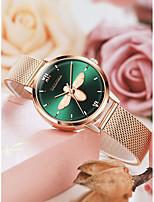 cheap -Women's Quartz Watches Analog Quartz Stylish Fashion Creative / Stainless Steel / Stainless Steel