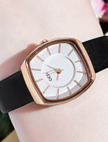 cheap -Women's Quartz Watches Analog Quartz Stylish Elegant Water Resistant / Waterproof / PU Leather