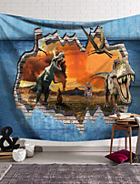 cheap -Wall Tapestry Art Decor Blanket Curtain Hanging Home Bedroom Living Room Decoration Polyester Dinosaur