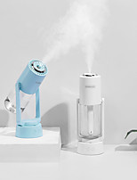 cheap -200ML Negative Ion Air Humidifier  Ultrasonic Essential Oil Diffuser Cool Mist Air Purifier 7 Color Lights humidificador