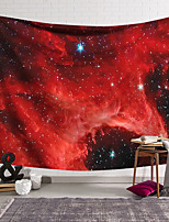 cheap -Wall Tapestry Art Decor Blanket Curtain Hanging Home Bedroom Living Room Starry Sky Novelty  Fantasy
