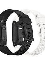 cheap -1 PCS Watch Band for Fitbit Sport Band Silicone Wrist Strap for Fitbit Inspire