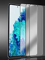 cheap -3PCS/5PCS Bright Edge Matte Tempered Glass Film For Samsung Galaxy A32 A02S F62 Matte Texture Anti-Fingerprint Matte Game Film For Samsung Galaxy M51 M40 M31 A91 A90 A81 A31 A42 A70 A30