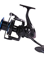 cheap -Fishing Reel Spinning Reel 4.1:1 Gear Ratio 12 Ball Bearings Easy Install for Sea Fishing / Fly Fishing / Freshwater Fishing