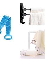 cheap -Tools Washable / Self-adhesive / Storage Modern Contemporary Mixed Material 3pcs - Body Care Bath Organization