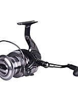 cheap -Fishing Reel Spinning Reel 5.2:1 Gear Ratio 12 Ball Bearings Easy Install for Sea Fishing / Fly Fishing / Freshwater Fishing / Carp Fishing / Trolling & Boat Fishing / Hand Orientation Exchangable