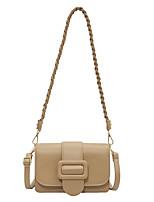 cheap -Women's Bags Crossbody Bag Top Handle Bag Date Office & Career 2021 Handbags Gray Green White Black Almond