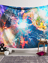 cheap -Wall Tapestry Art Decor Blanket Curtain Hanging Home Bedroom Living Room  Modern Earth Sky  Galaxy