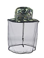 cheap -Men's Sun Hat Fishing Hat Hiking Hat Outdoor UV Sun Protection Windproof UPF50+ Quick Dry Spring Summer Hunting Ski / Snowboard Fishing Camouflage Color Jungle camouflage Camouflage / Breathable