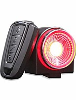 cheap -bike alarm tail light usb rechargeable ultra bright rear bike lights,smart brake sensing anti theft bicycle alarm with remote,ipx65 waterproof led taillights for bikes