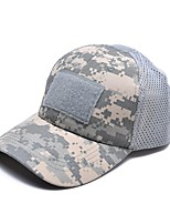 cheap -Men's Baseball Cap Sun Hat Fishing Hat Outdoor UV Sun Protection Windproof UPF50+ Quick Dry Spring Summer Camouflage Color Jungle camouflage Black / Breathable
