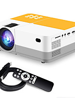 "cheap -H3 Smart Projector  Wifi Projector Video Projector 3600 Lumens Native 720P LCD Mini Projector 180"" 55000 Hours Support 2K HD/VGA/AV/USB/SD Card/Headphone Compatible with TV Stick/Home Theater/PS4"