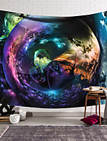 cheap -Wall Tapestry Art Decor Blanket Curtain Hanging Home Bedroom Living Room Polyester Colourful Starry Sky Spinning Psychedelic