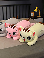 cheap -Plush Toy Sleeping Pillow Stuffed Animal Plush Toy Cat Pillow Cat Claw Animal Animals Gift Cute Soft Plush Imaginative Play, Stocking, Great Birthday Gifts Party Favor Supplies Boys and Girls Kid's