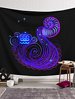 cheap -Wall Tapestry Art Decor Blanket Curtain Hanging Home Bedroom Living Room Decoration Polyester Waves