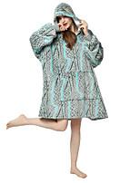 cheap -Adults' Kigurumi Pajamas Snake Onesie Pajamas Flannel Fabric Gray Cosplay For Men and Women Animal Sleepwear Cartoon Festival / Holiday Costumes