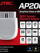 cheap -Autel 16pin Male to one Female OBD-II / EOBD ELM327 IOS and Android App ISO15765-4(CAN BUS) / SAE J1850 PWM / SAE J1850 VPW Vehicle Diagnostic Scanners