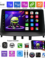cheap -Car Dvd Mp5 Player Gps All-in-one Machine Suitable For 09-14 Renault Megane 3megane Android Navigation Android