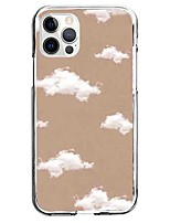 cheap -Cloud Case For Apple iPhone 12 iPhone 11 iPhone 12 Pro Max Unique Design Protective Case Pattern Back Cover TPU