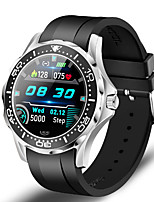 cheap -BW0203 Smartwatch Support Heart Rate/Blood Pressure Measure, Sports Tracker for iPhone/Android Phones