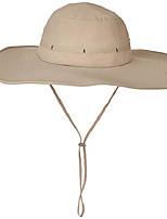 cheap -flat super wide brim fishing hat bucket hat, safari hat upf 50+ sun hat khaki