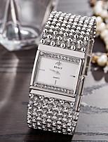 cheap -Women's Quartz Watches Analog Quartz Stylish Glitter Casual Creative Large Dial