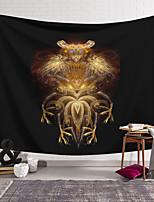 cheap -Wall Tapestry Art Decor Blanket Curtain Hanging Home Bedroom Living Room Decoration Polyester Owl