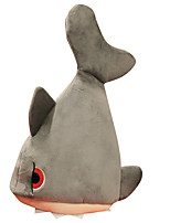 cheap -Stuffed Animal Plush Toy Shark Hat Stress and Anxiety Relief Funny Cotton / Polyester Imaginative Play, Stocking, Great Birthday Gifts Party Favor Supplies Boys and Girls Kid's Adults'