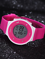 cheap -Men's Digital Watch Digital Digital Sporty Minimalist LCD / Silicone