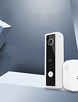 cheap -Wireless No Screen(output by APP) Hands-free / Telephone One to One video doorphone