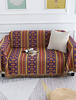 cheap -Sofa Cover Multi Color / Geometric Printed Cotton Slipcovers