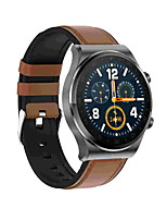 cheap -T41 Smartwatch for Android iOS Samsung Apple Xiaomi Bluetooth 1.3 inch Screen Size IP 67 Waterproof Level Waterproof Heart Rate Monitor Blood Pressure Measurement Sports Calories Burned Stopwatch