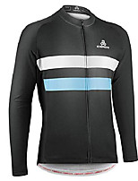 cheap -men's thermal long sleeve cycling jersey, bike jersey,jacket with 3 pockets