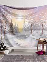 cheap -Wall Tapestry Art Decor Blanket Curtain Hanging Home Bedroom Living Room Decoration and Modern and Landscape