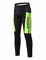 cheap -cycling trousers mens mountain bike compression leggings padded tights pants for men cycle riding mtb long clothing womens bicycle m