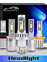cheap -OTOLAMPARA Car LED Headlamps Light Bulbs 9000 lm CSP 55 W 2 For Volvo / Volkswagen / Toyota Mazda3 / Mazda6 / Rio All years 2pcs