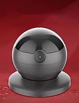 cheap -Electric Razors Full Body Washable Reciprocating Men's Razor Black Technology Magnetic Rechargeable Spherical Razor