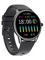 cheap -KING-WEAR KW06 Pro Smartwatch Bluetooth Heart Rate Monitor Blood Pressure Measurement Sports Information Pedometer Call Reminder Sleep Tracker Sedentary Reminder Waterproof Android iOS Men Women