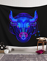 cheap -Wall Tapestry Art Decor Blanket Curtain Hanging Home Bedroom Living Room Decoration Polyester Antelope