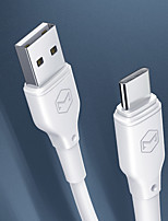 cheap -MCDODO CA-728 Type-C Cable 3A 1.2m Common Android Phone Cable Charger TPE 120cm TypeC-USB Phone Cable For Samsung Huawei Xiaomi