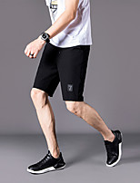 "cheap -Men's Hiking Shorts Summer Outdoor 12"" Regular Fit Breathable Sweat wicking Spandex Shorts Black Beach Traveling M L XL XXL XXXL"