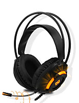 cheap -AJAZZ AX120 Gaming Headset USB Wired Ergonomic Design Stereo Dual Drivers with Microphone with Volume Control for Gaming PlayStation Xbox PS4 Switch