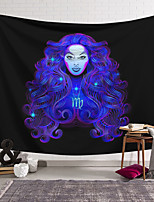 cheap -Wall Tapestry Art Decor Blanket Curtain Hanging Home Bedroom Living Room Decoration Polyester People